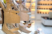 Ladies' high heels — Foto de Stock