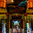 Stock Photo: Temple ancestral house and art gallery in Hoi An, 'vietnam