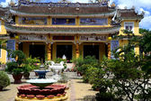 Chinese Temple architecture in Hoi An Vietnam — Foto Stock