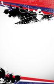 Slalom kayak — Stock Photo