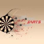 Darts background — Stock Photo #19221881