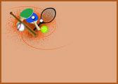 Sfondo oggetto sport — Foto Stock