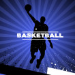 Basketball — Stock Photo #19500819
