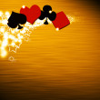 Poker and casino - Stock Photo