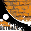 Basketball background - Photo