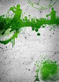 Handball background — Stock Photo