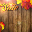 Autumn background — Stock Photo #29206999