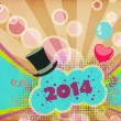 Happy new year background — Stock Photo #35667583