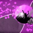 Summer party background — Foto de stock #36059611