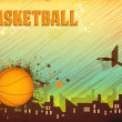 Basketball background — Stock Photo #39079367