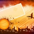 Basketball background — Stock Photo #39079395