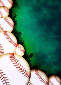 Fondo de béisbol — Foto de Stock
