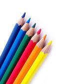 Color pencils. — Stock Photo