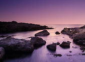 Cielo luminoso — Foto Stock