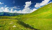 Malebná krajina — Stock fotografie