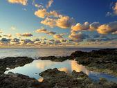 Seascape brilhante — Fotografia Stock