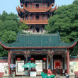Stock Photo: Pagoda in Hunan province