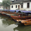 Stock Photo: Suzhou - Chinese watertown