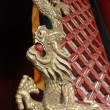 Wooden dragon - China — Stock Photo #19335717