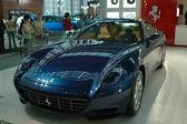 Auto moderne - show car cinese — Foto Stock