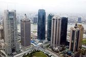Shanghai cityscape — Stock Photo