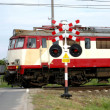 Polish locomotive - Stock Photo