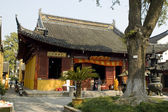 Chinese temple in Nantong — Stock Photo