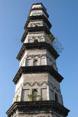 Old Chinese tower — Stock Photo