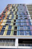 Colorful building — Stock Photo