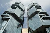 Skyscrapers in Hongkong — Stock Photo