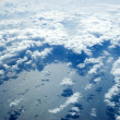Stock Photo: Skyscape over IndiOcean