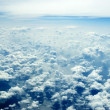 Skyscape over Indian Ocean — Stock Photo