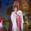 China, Beijing Opera, glamourous princess — Stock Photo