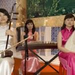 Chinese Culture Fair, Shenzhen - female musicians — Stock Photo #23214094