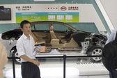 Hong kong - shenzhen carro show 2009 — Foto Stock