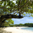 Bali Island - Nusa Dua beach — Stock Photo