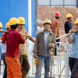 Chinese workers — Stock Photo #26330449