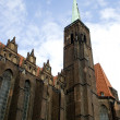 Church in Wroclaw — Stock Photo