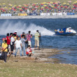 Powerboat Championship in China — Stock Photo #26376383