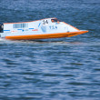 Powerboat Championship in China — Stock Photo #26376717