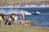 Powerboat Championship in China — Stock Photo