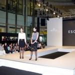Chinese models in Shenzhen Fashion Week — Stock Photo