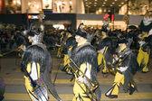 Hong Kong - New Year parade — Stock Photo