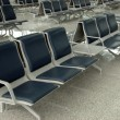Stock Photo: Seats in waiting room