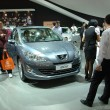 Auto Show in China, Shenzhen — Foto Stock