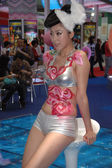 Cultural Exhibition in Shenzhen, China — Stock Photo
