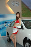 Car Show in China 2010 — Stockfoto