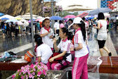 China, Shanghai Expo 2010 — Stockfoto