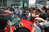Auto Show in China, Shenzhen — Stock Photo