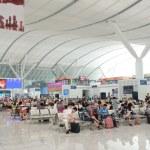 Shenzhen North railway station — Stock Photo #36068485